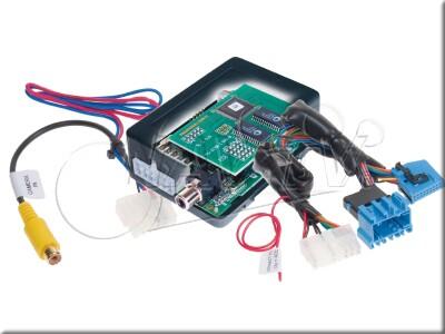 Video Input X3 /X5 /Z4 /3-E46 /5-E39 /7-E38 (No TV Tuner)